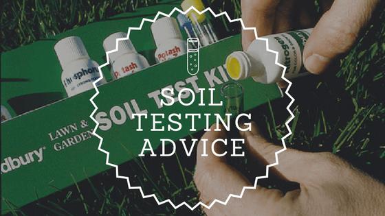 Lawn Soil Testing Advice