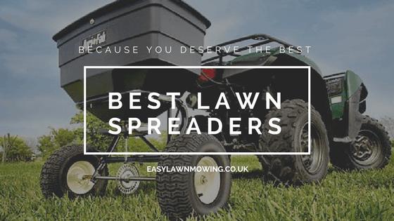 Best Lawn Spreaders