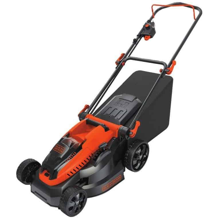 BLACK+DECKER 40V MAX Cordless Lawn Mower