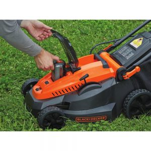 BLACK+DECKER 40V MAX Cordless Lawn Mower Battery