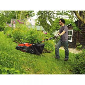 BLACK+DECKER 40V MAX Cordless Lawn Mower Battery Review