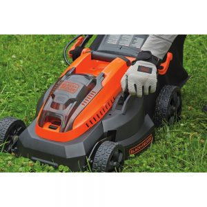 BLACK+DECKER 40V MAX Cordless Lawn Mower Height