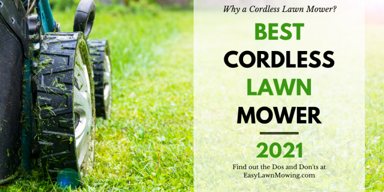Best Cordless Lawn Mowers US