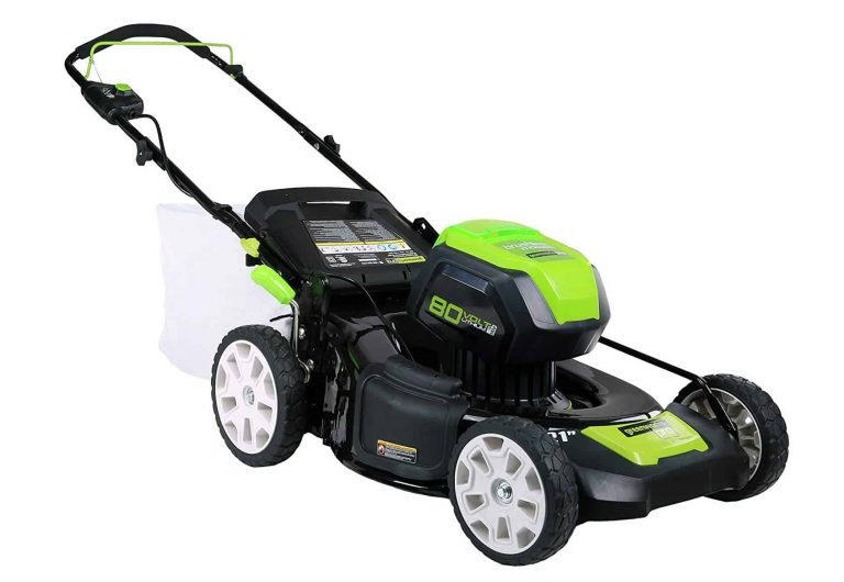 Greenworks PRO 21-Inch 80V Review