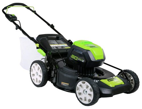 Greenworks PRO 21-Inch 80V Cordless Lawn Mower Review 2019