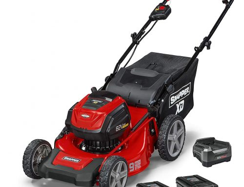 Snapper XD 82V MAX Electric Cordless 19-Inch Lawnmower Review 2019