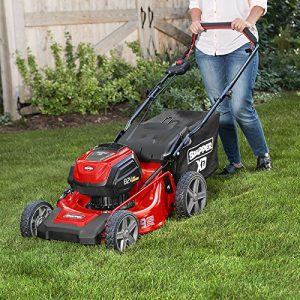 Snapper XD 82V MAX Electric Cordless 19-Inch review