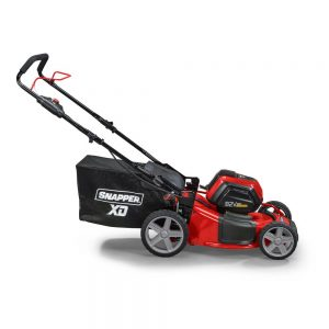 Snapper XD 82V MAX Electric Cordless 19-Inch side