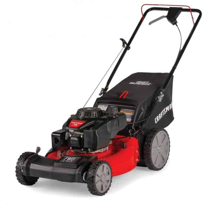 Craftsman M215 Self-Propelled Gas Powered Lawn Mower