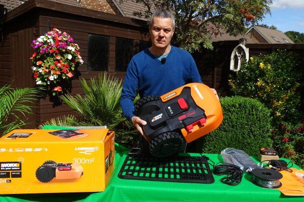 Advantages Of A Robotic Lawn Mower