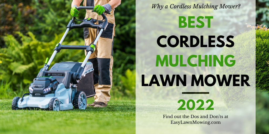 Best Cordless Mulching Lawn Mower US