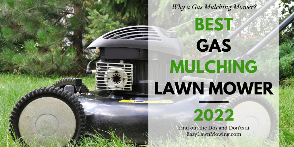Best Gas Mulching Lawn Mower US
