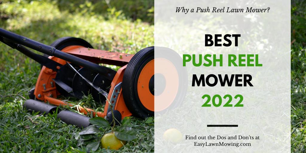 Best Push Reel Mower US