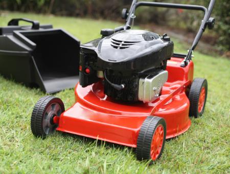 Dedicated Mulching Or Multi-Functional Gas Mower