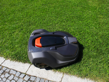 Robotic Mowers Achieve Better Results