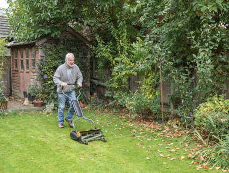 Tips For Using A Push Reel Lawn Mower