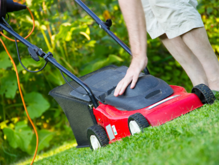 eatures Of Your Electric Mulching Mower