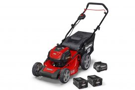 Snapper XD 21″ Review Self Propelled Cordless Mower Kit -1687914