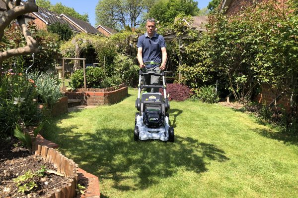 Battery Powered Lawn Mowers Performance