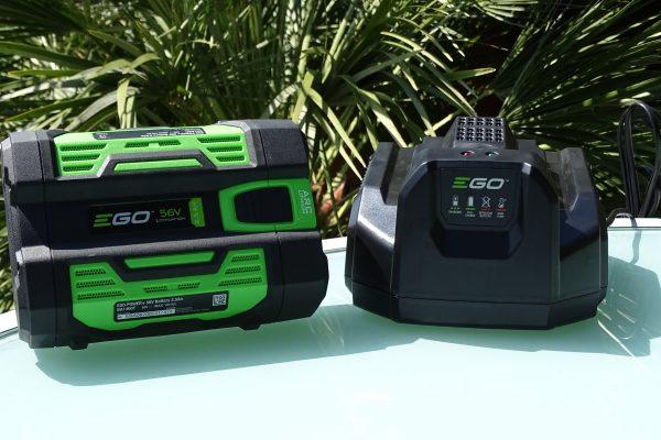 Best Battery Powered Lawn Mower Run Time