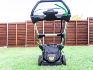 Self Propelled Cordless Lawn Mowers