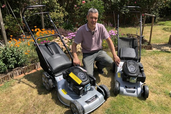 Choose the right mower for your lawn
